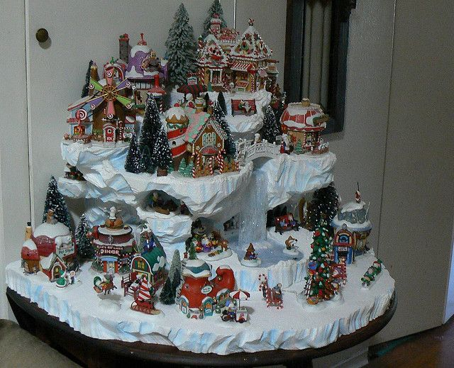 My chunk of the North Pole by 56th and Main, via Flickr