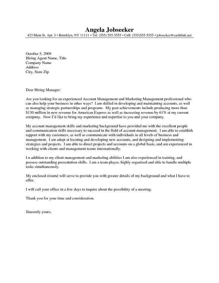 Sample Marketing Cover Letter Marketing Director Cover Letter - sample how to write a cover letter