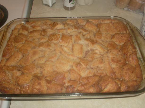 Simple Bread Pudding