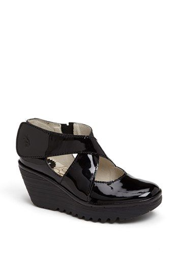 Fly London 'Yogo' Wedge Pump available at #Nordstrom