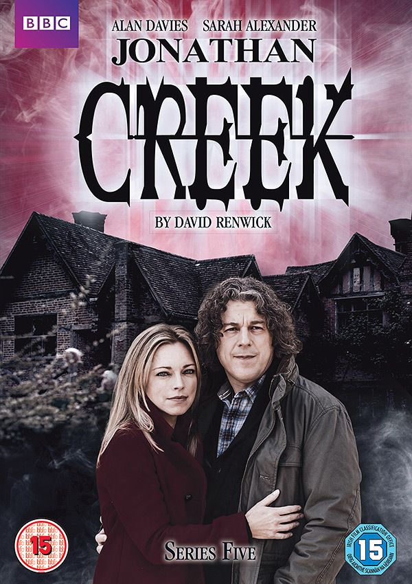 """Jonathan Creek"" Jonathan Creek Series 5 (DVD) at BBC Shop"