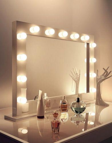 Best  Schminkspiegel Beleuchtet Ideas Only On Pinterest - Professional vanity mirror with lights