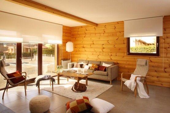 Scandinavian Design Living Room Interior For The Home