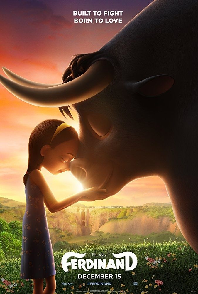 "Watch Ferdinand Full Movie OnlineFerdinand Synopsis:Ferdinand, a little bull, prefers sitting quietly under a cork tree just smelling the flowers versus jumping around, snorting, and butting heads with other bulls. As Ferdinand grows big and strong, his temperament remains mellow, but one day five men come to choose the ""biggest, fastest, roughest bull"" for the bullfights in Madrid and Ferdinand is mistakenly chosen. Based on the classic 1936 children's book by Munro Leaf.  http..."