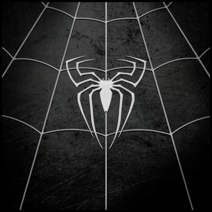 91 best images about spidey the web slinger on pinterest - Black and white spiderman wallpaper ...