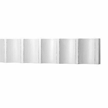"#Chair #Rails White Urethane Chair Rail Molding 78 3/4"" x 2 3/4"" # 20417 Shop --> http://www.rensup.com/Chair-Rail/Chair-Rails-White-Urethane-Chair-Rail-Molding-78-3-by-4-inch-x-2-3-by-4/pd/20417.htm"