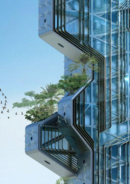 Futuristic Architecture…