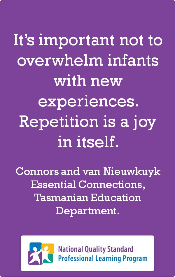 """A quote from """"Connors and van Nieuwkuyk Essential Connections"""", Tasmanian Education Department."""