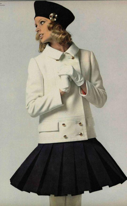 1968 Nina Ricci                                                                                                                                                      More