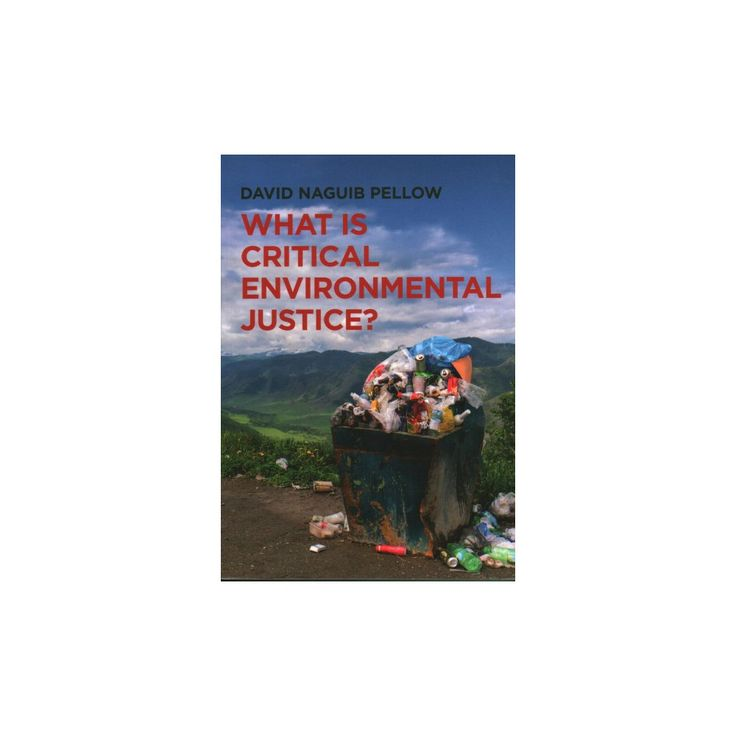 What Is Critical Environmental Justice? (Paperback) (David Naguib Pellow)