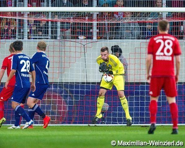 Maximilian Weinzierl – Fotografie – Blog: FC Bayern gegen Paulaner Traumelf