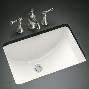 Kohler Ladena Sink : Kohler Ladena 18