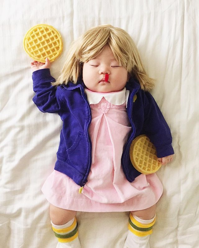 These Babies Prove That Pop Culture Halloween Costumes Are Genius at Any Age