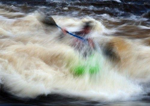 1X - Kayac Chaos by JohnHickey