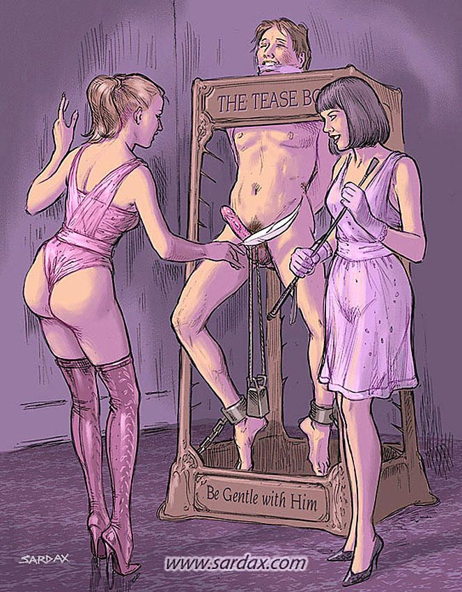 Dominant women who spank