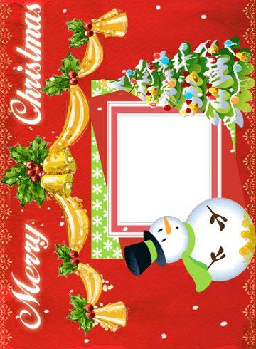 Christmas Photo Frames Online