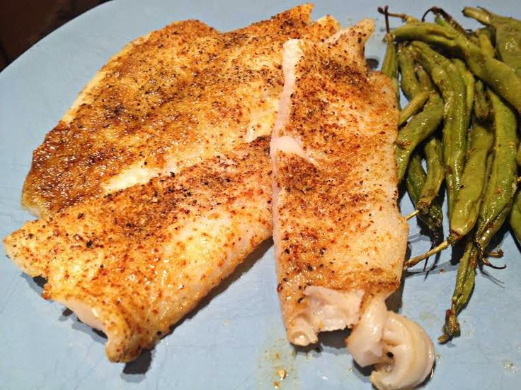 Blackened sole fish baked broiled recipes pinterest for Blackened fish recipe