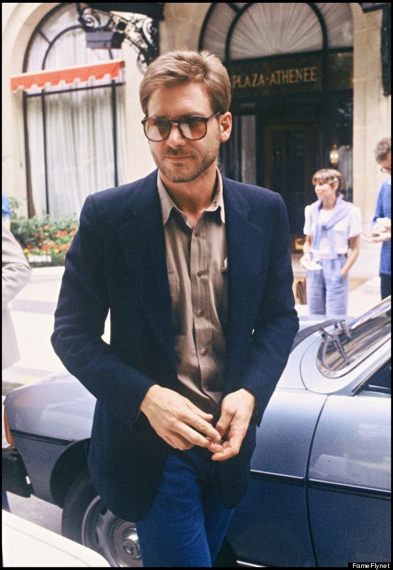 Whoa, whoa *stops everything I'm doing* They don't make em like Harrison Ford anymore