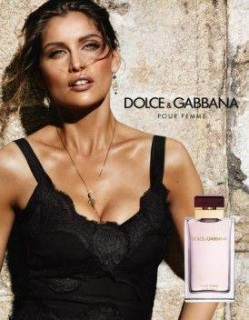 Nouvelle égérie Laetitia Casta pour Dolce Gabbana