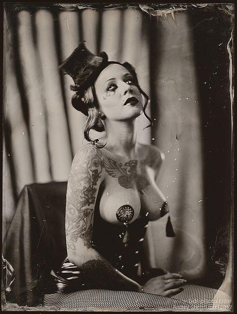 Dark Circus by Sherstiuk Andrey, via Flickr