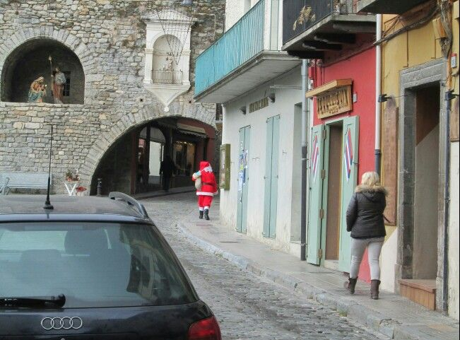 spain, camprodon santa, nativity, audi