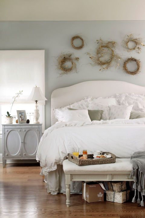 Grey And Blue Bedroom Color Schemes