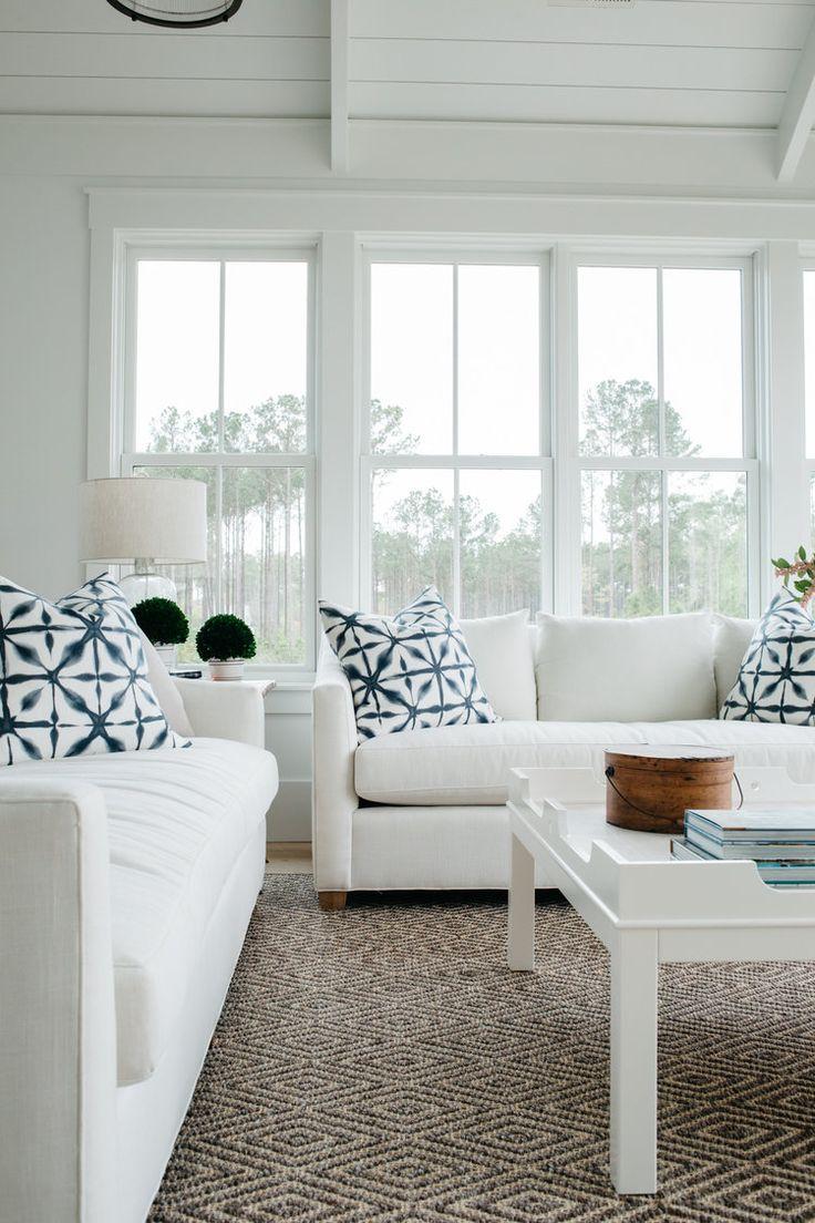 Contemporary coastal decor ideas save or splurge hello