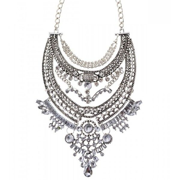 21 Best Statement Necklace Images On Pinterest: 25+ Best Ideas About Chunky Silver Necklace On Pinterest