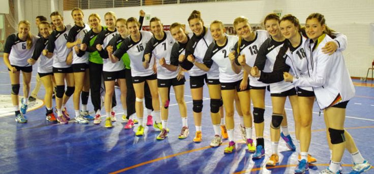 DHB-Kader für U19 EM-Qualifikation bekannt gegeben