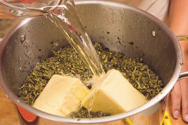 How To Make Butter With Medical Marijuana