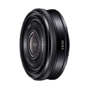 Sony E-Mount Pancake Objektiv
