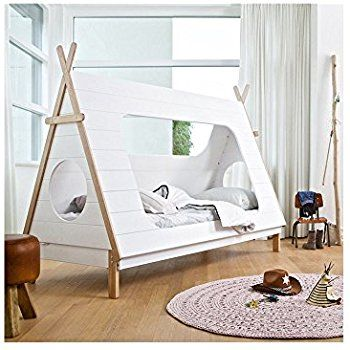 Christopher Treehouse Bed Mid Sleeper Cabin Bed: Amazon.co.uk: Kitchen & Home