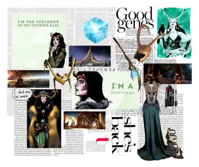 """Lady Loki // Brock Rumlow"" by marvel-geeks ❤ liked on Polyvore featuring Marvel, Giuseppe Zanotti, River Island, Jennifer Fisher, NARS Cosmetics and Elizabeth Arden"