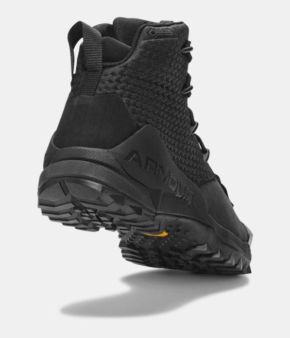 Men's UA Infil Hike GORE-TEX® Hiking Boots, Black