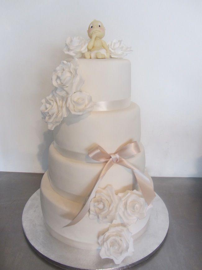 wedding cake: Surprise!!