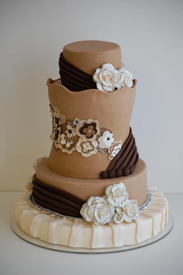 Fabulous Wedding Cakes Pinterest
