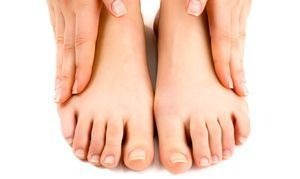 $149 for a Laser Toenail-Fungus Treatment for 10 Toes at Primera Podiatry Laser