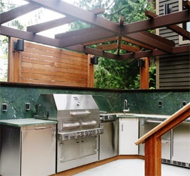 Outdoor Kitchen Decor 157 best outdoor kitchens images on pinterest | barbecue grill