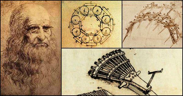 Leonardo da Vinci Makineleri #davinci #makine