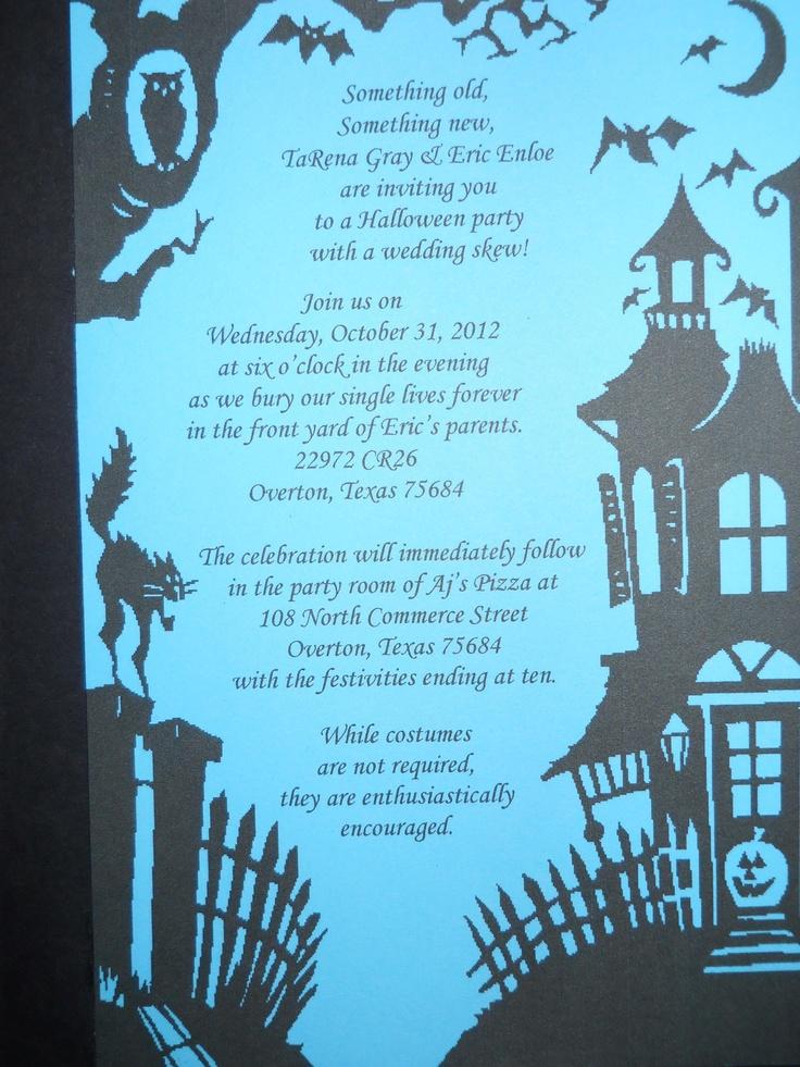 60 best Halloween Wedding Ideas - Tim Burton-esque images on ...