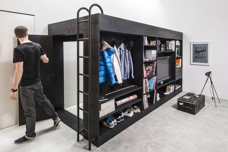 Si eres feliz con el orden y tu armario es un desastre, pued…