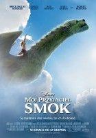 plakat do filmu Mój przyjaciel smok (2016)