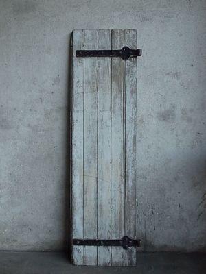 Door フランスアンティークドア扉シャビー建具ブロカントガーデニング インテリア 雑貨 家具 Antique ¥35000yen 〆06月09日