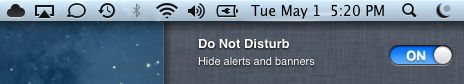 #OSX #Mountain #Lion update adds helpful 'Do Not Disturb' option for notifications