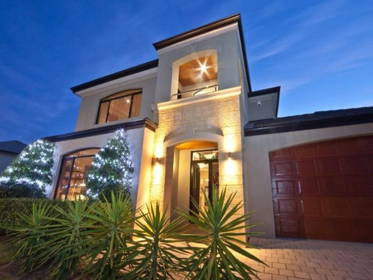 Photo of a brick house exterior from real Australian home - House Facade photo 731740