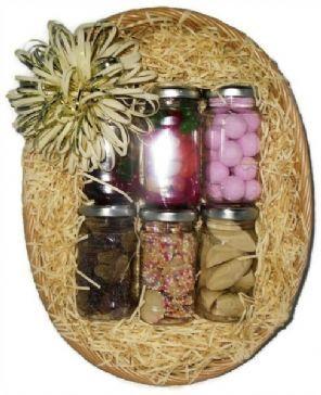 Sweet Shop Gift Basket