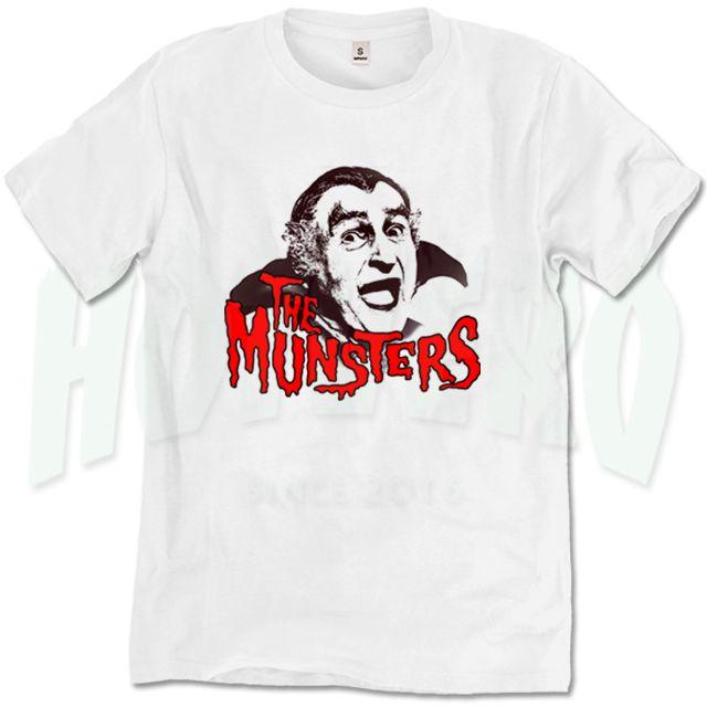 The Munsters Grandpa Classic Movie T Shirt //Price: $14.00//     #cheapurbanclothing