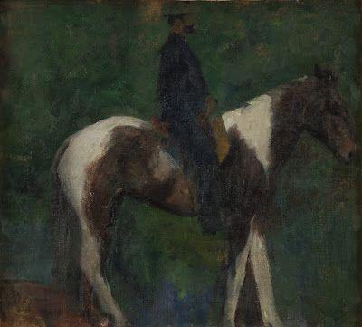 Ferenczy Károly: Háromkirályok (tanulmány), 1898 (Rippl-Rónai Múzeum, Kaposvár)
