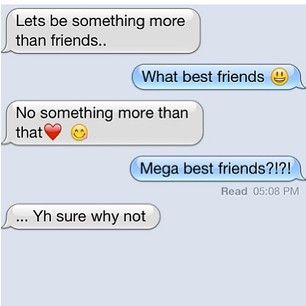 This person who just discovered the MEGA friend zone. | 27 People Who Just Got Brutally Shut Down