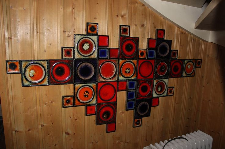 Konrad Galaaen veggdekorasjoner